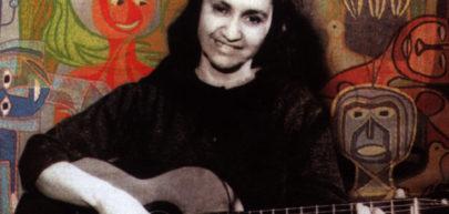 Violeta Parra chilijska pieśniarka