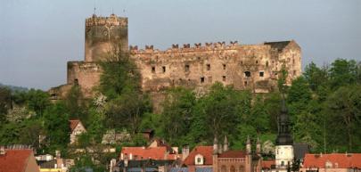 Zamek w Bolkowie | Fot. J. Strzelecki (CC A-S 3.0, Wikipedia)