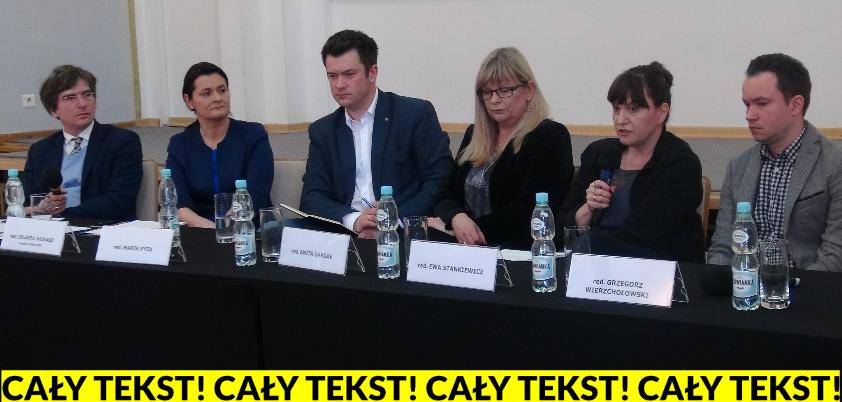 Katastrofa Smoleńska w relacjach dziennikarzy / Dyskusja