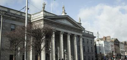 GPO Dublin i wspomnienie Easter Rising - Tomasz Wybranowski