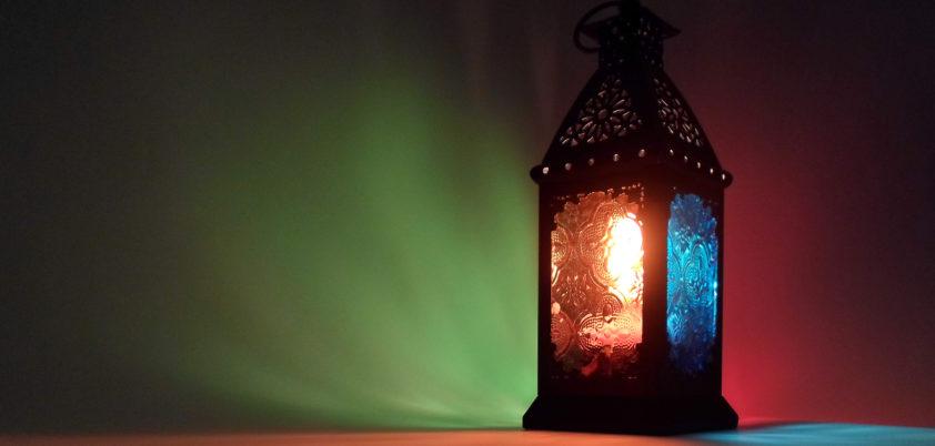 Lampa fanous