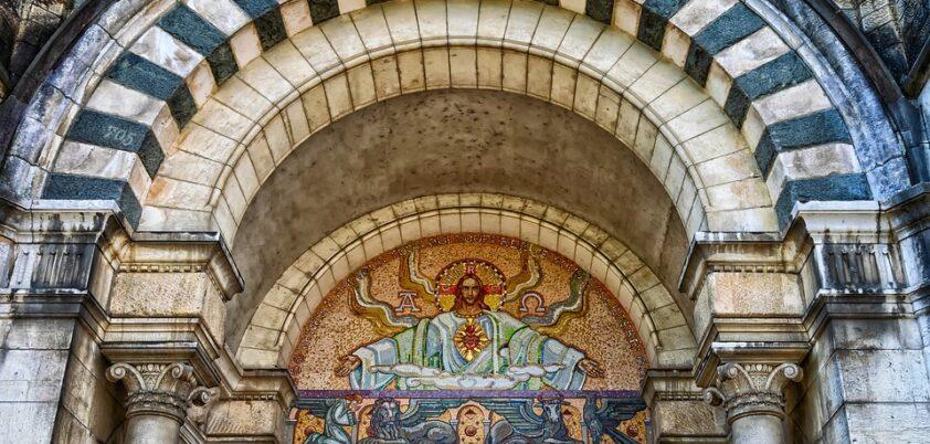 Wejście katedry